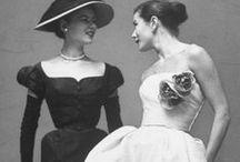 1940's Fashion / Women's Fashion 1940 to 1949