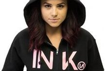 Breast Cancer Awareness Month / For the month of October 2015 InkAddict will be offering Breast Cancer Awareness Month inspired clothing. This limited edition line will feature the color pink and the iconic pink ribbon, available in different styles. Our mission with this line is to show support of all the people who have been affected by cancer and raise awareness of the tattoo alternative after receiving a mastectomy. 40% of all proceeds from PINK apparel goes towards next years survivor tattoo.