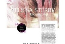 Bionic City #posters / Bionic City asks how would nature design a city?: a research project run by design scientist @MelissaSterry since 2010. #biodesign #bioscience #bioart #biotopia #biocities