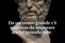 Seneca / Seneca, il mio filosofo preferito
