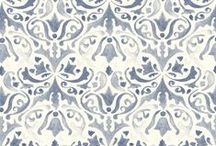Papers & Patterns / decorated papers, tapisserie, patterns