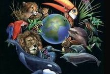Earth Day / Protect and Nuture our Planet.