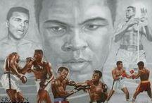 "Remembering Muhammed Ali / ""I am the greatest!"" January 17, 1942 – June 3, 2016"