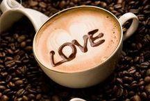 Pour  l'armour du Café /  ☕ For the love of Coffee  ☕