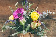Flower Power / bouquets / arrangements
