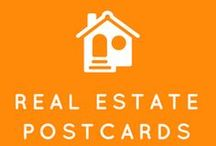 Real Estate Postcards / Inside you will find amazing real estate postcard campaigns which agents have used to prospect, educate or showcase their success!