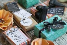 giftwrap and cards