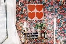 wallpaper / i love wallpaper, just someone else install it for me, k?