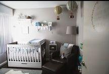 Boy Baby rooms / by GagaGallery Wheeler3Designs