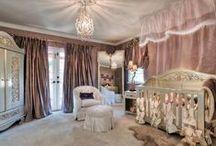 Glam rooms / by GagaGallery Wheeler3Designs