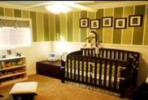 Green and Brown rooms / by GagaGallery Wheeler3Designs