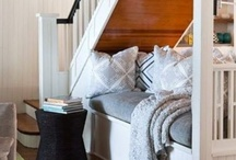 Nooks & Storage / by Tamara Heather
