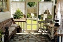 Outdoor Living / by Kathy Herrington