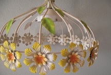 Let there be LIGHT / Lights, lampshades, re-wiring, and more / by Rita