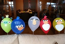 Birthday party ideas / Ideas for the kids birthday parties / by Rose Stavast
