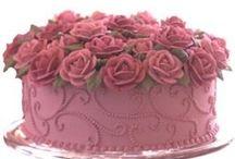 Cakes, Cakes, Cakes! / by Olga Torres