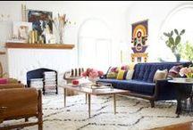 Living Room / by Zora Naki