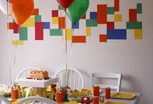 charlie's lego party