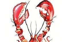 Sea Food / by Barbara Alfonso