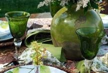 Tablescapes / by Peggy Teusch