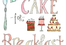 Cakes & Bars / by Barbara Alfonso