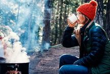 Get Outside: Camping & RV / Campfires! Creeks! Forest trails! Let's go exploring.