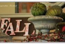 Fall / Thanksgiving Decor