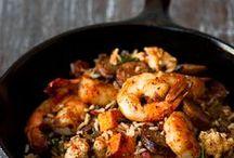 Cajun Cooking / by Kathy Herrington