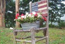 Container Gardens Flowers/Veggies II / LoVe ThIs