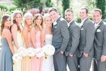 Bridesmaids & Groomsmen / Make sure they know how important they are to your special day with www.laingsuk.com