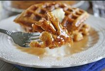 Waffles / My husband's most favorite food. / by Kathy Herrington