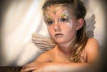 Face Painting | Face Art / Simply New Zealand's best face painters www.faceartfacepainting.co.nz