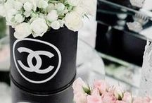 Classy. Fabulous. Chanel. / Fashions changes but style endures- Coco Chanel.