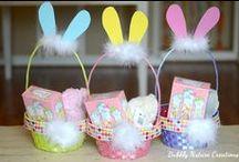 Easter Basket / by Kathy Herrington