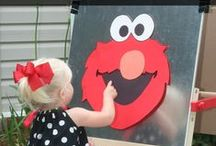 KIDS / Birthday Party / Sesame Street