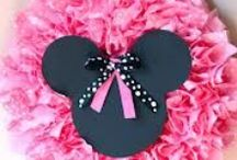 Minnie / Mickey Mouse Party / by Kathy Herrington