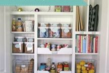 ORGANIZATION / Kitchen & Pantry
