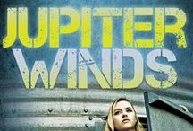 Jupiter Winds / Characters, settings, and inspiration for the YA/space adventure/dystopian novel Jupiter Winds by C. J. Darlington. Learn more: http://www.cjdarlington.com/books/jupiter-winds.htm