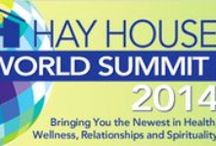 Hay House World Summit 2014 / Learn all about the 2014 Hay House World Summit, which runs from May 31st-June 9th and features talks from over 100 leading lights in the worlds of personal growtt & spirituality. Sign up for FREE access here: The #hhworldsummit starts today! Sign up and get FREE access to a host of inspirational talks from @HayHouse authors: http://www.hayhouseworldsummit.com/?a_aid=515466feb1ff8&a_bid=4f732a63