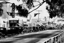 Encinitas California / Encinitas's moonshining days to today's local attractions...we love where we live!
