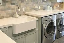 HOME / Laundry Room / by Jen Lubbers