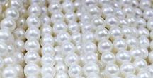 """Simply Pearls / As Jackie O once said....""""Pearls are always appropriate."""""""