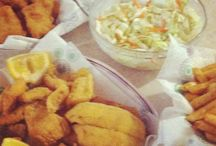 Fish Fry Southern Style