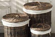basket design /Korbdesign / furniture and decoration