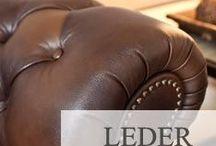 leather/Leder