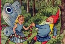 Elves, Faeries, Gnomes & Fantasy  / by Jean DeSavage