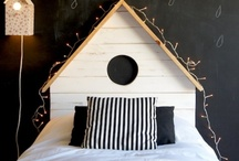 Interiors | Kids rooms / Children kid room / by Rue du chat qui Pêche ★