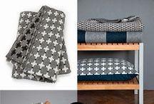 Cushions & Throws / Cushions, pillows & Throws / by Rue du chat qui Pêche ★