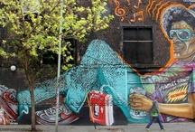 Tableau et street art