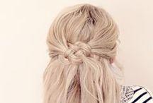 Hair! / Videos, tutorials, photos... Anything about hair, hair do's and hair accessories